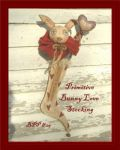 EP TT 25 Prim Bunny Stocking